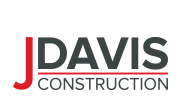 JDavis Construction color logo