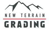 New Terrain Grading color logo